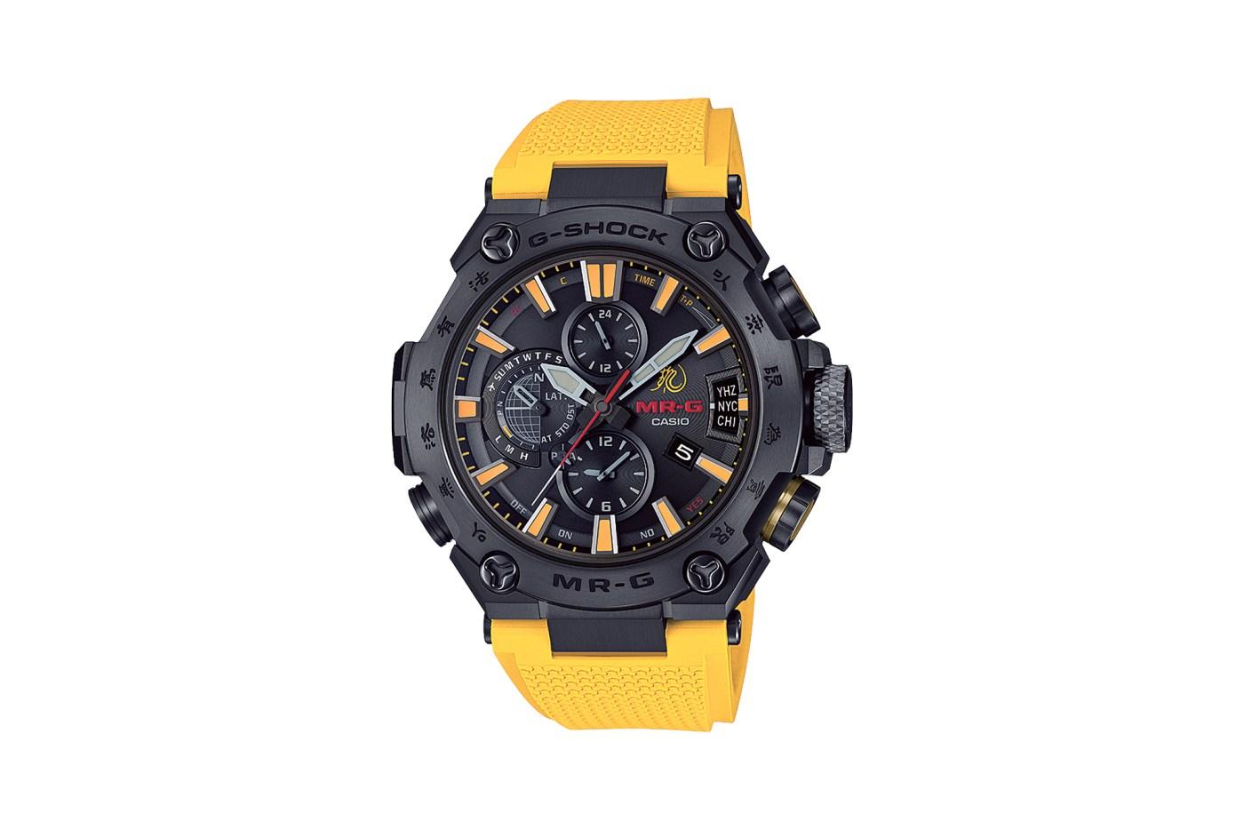 G-Shock MR-G x Bruce Lee Watch
