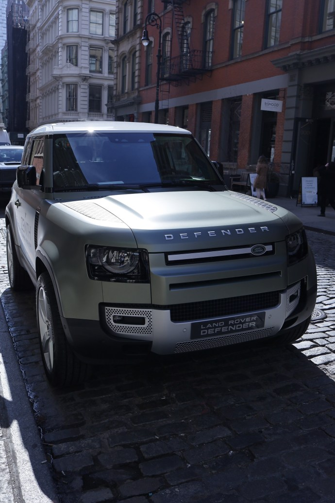 2020 Land Rover Defender 90 First Edition