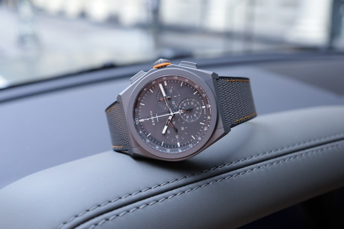 Zenith Defy 21 Land Rover Edition
