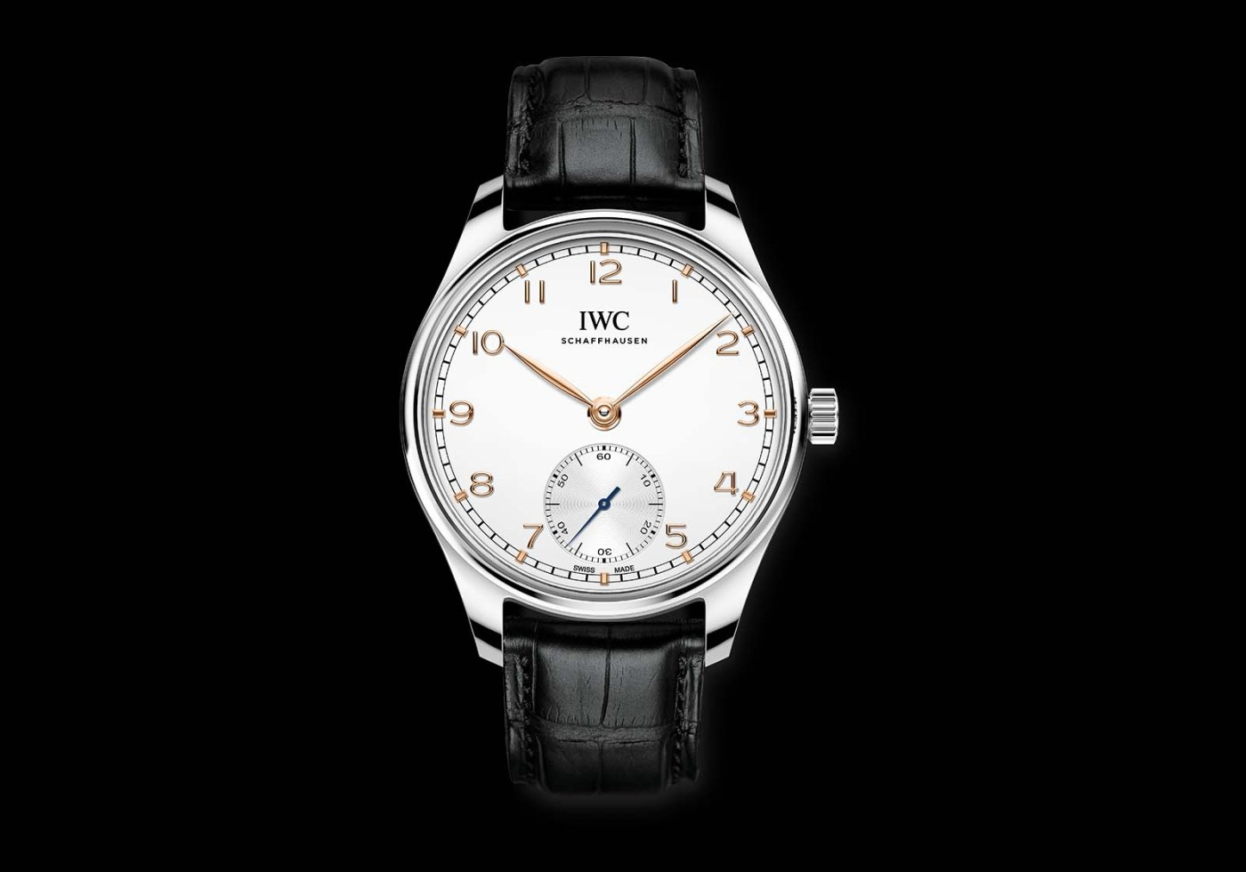 2020 IWC Portugieser Automatic 40 front