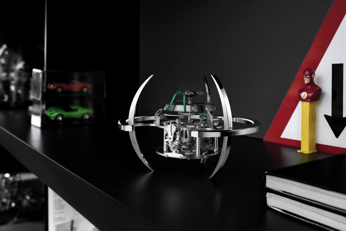 Starfleet Explorer by MB&F and L'Epée 1839