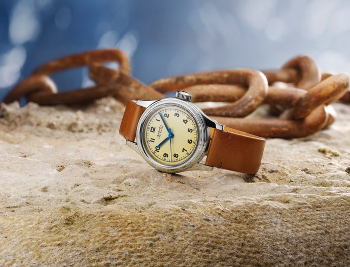 Longines Heritage Military Marine Nationale