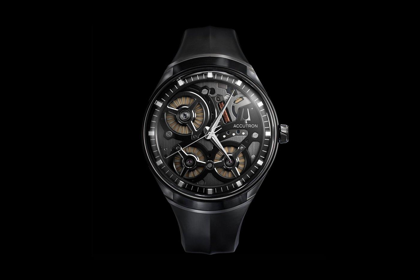 2020 Accutron DNA watch