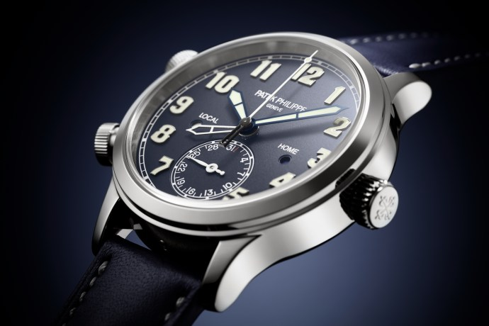 Patek Philippe Ref. 7234G-001 Calatrava Pilot Travel Time