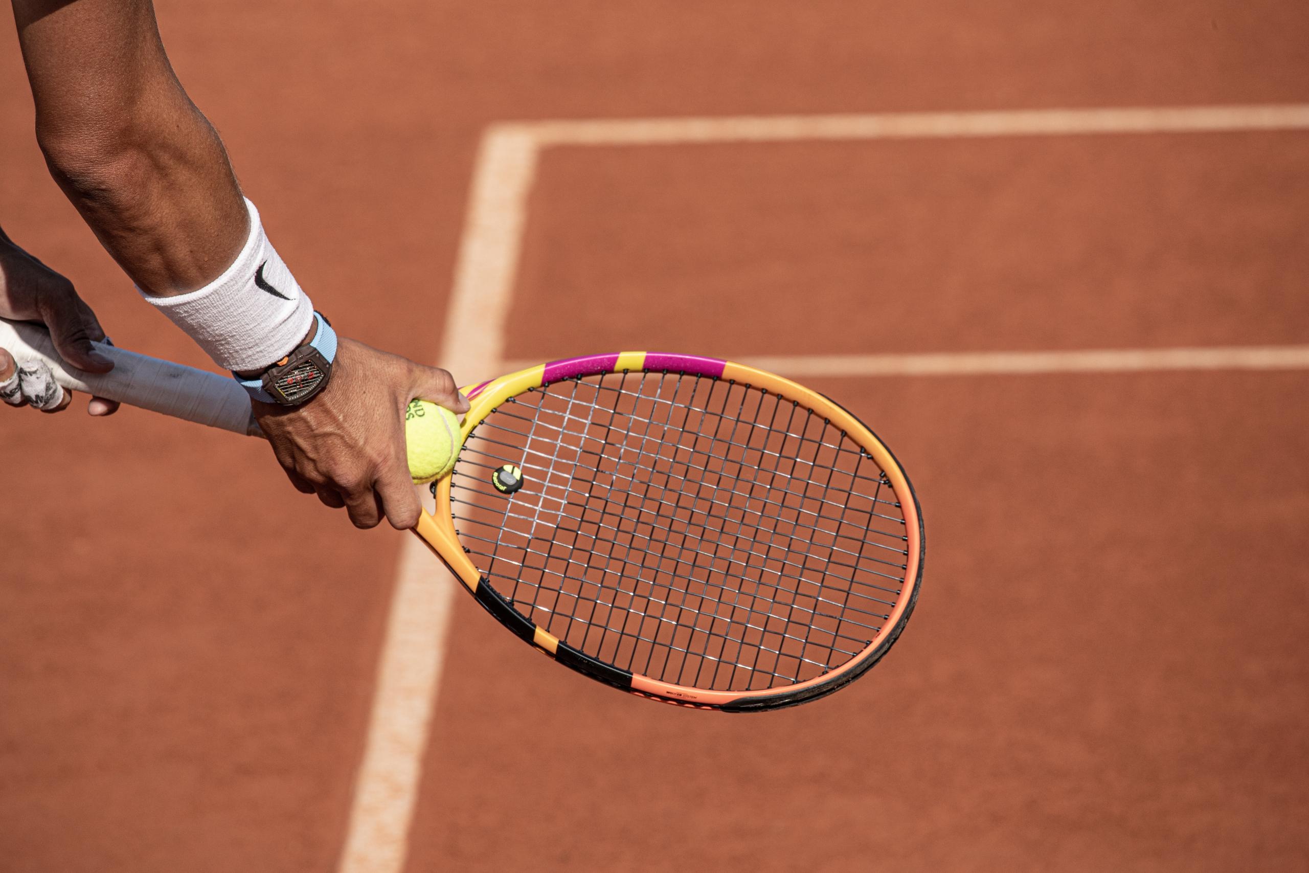 Rafael Nadal RM 27-04 Tourbillon