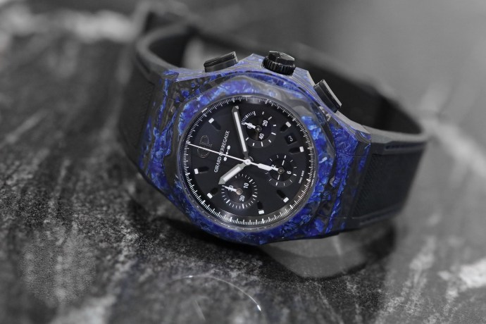 Carbon Glass Laureato Absolute Chronograph