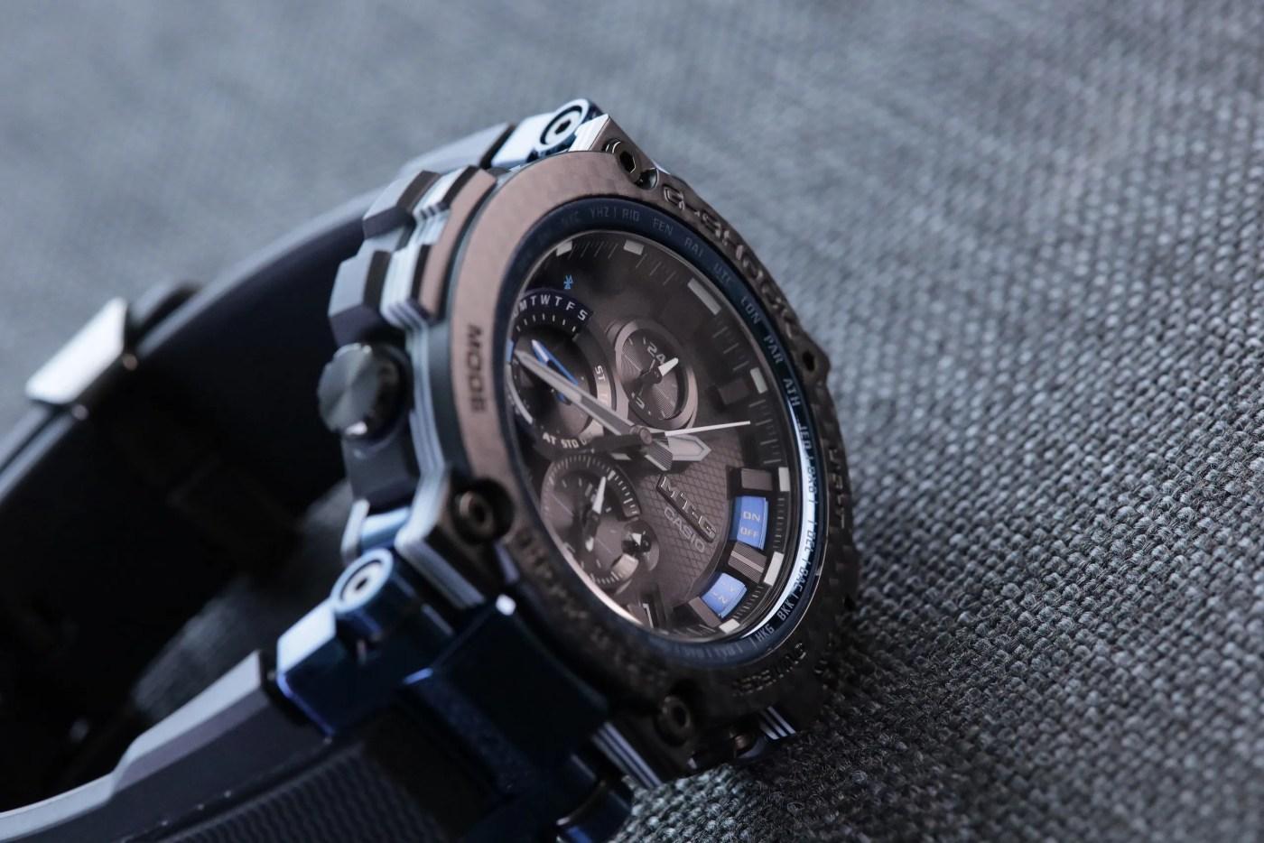 G-Shock MT-G Carbon Fiber MTGB1000XB-1A