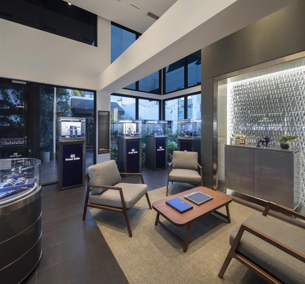 Grand Seiko Miami Design District 2020