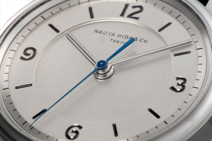 NAOYA HIDA watch dial