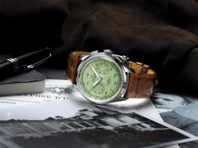 2021 Breitling Premier Heritage Chronograph