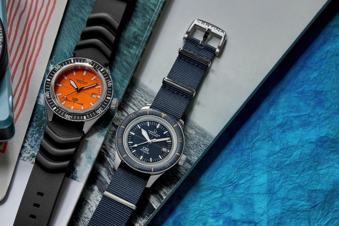Certina DS PH dive watches