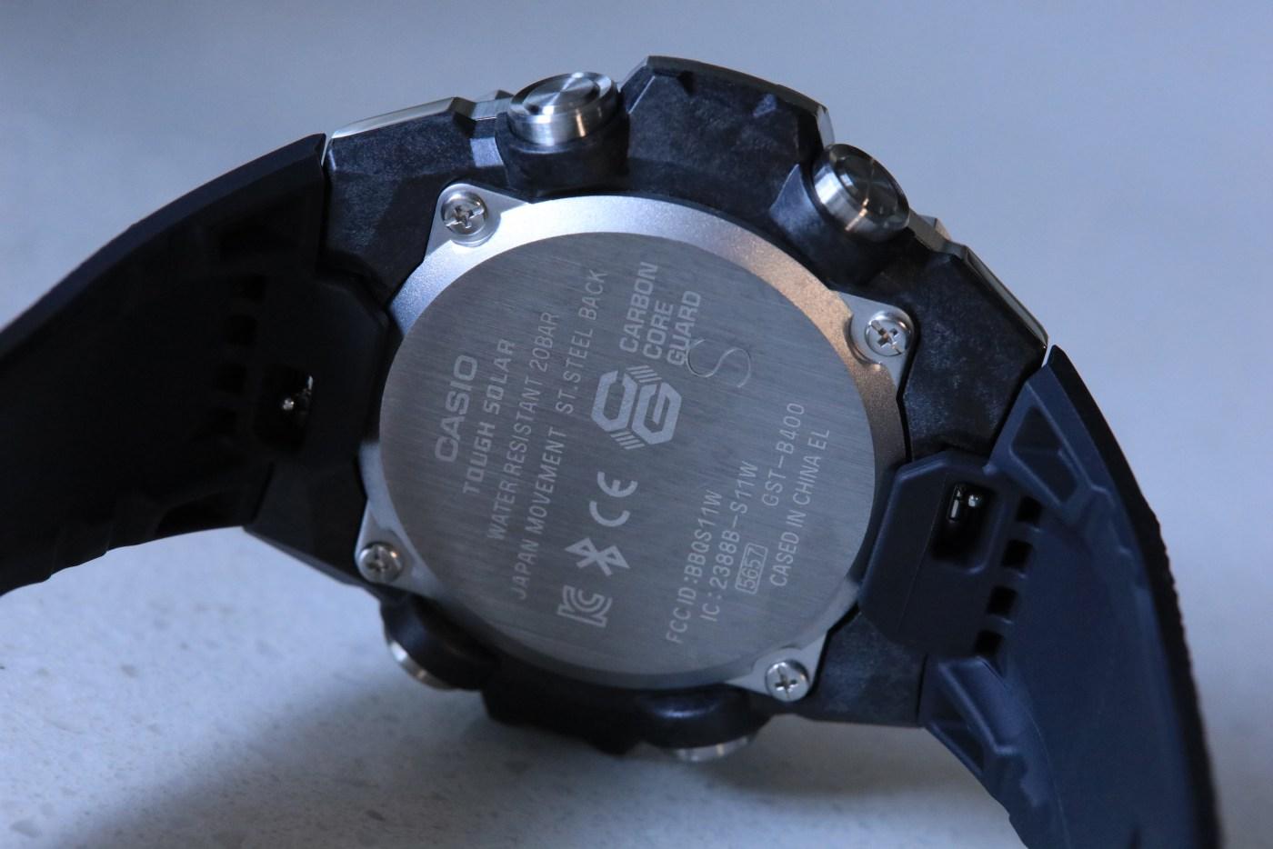 G-Steel GSTB400-1A case back