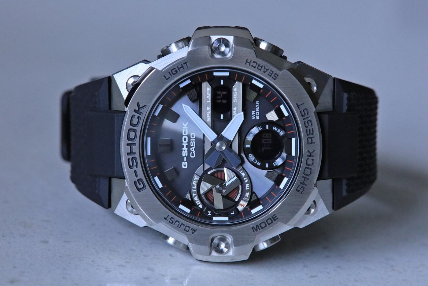 Steel G GSTB400-1A