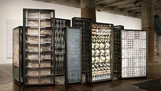 Linstallazione di Cino Zucchi e De Castelli menzione alla Biennale