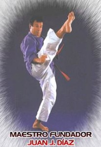 Gran Maestro Juan Diaz - kaisendo difesa personale