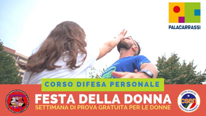 Festadelladonna specialpromo corsodifesapersonale