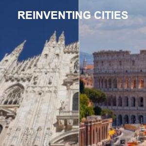 Reinventing Cities, proposte per valorizzare 12 siti tra Roma e Milano