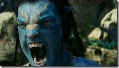 Avatar Navi Screaming