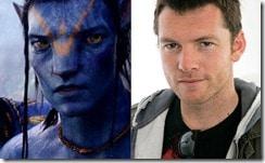 Avatar Sam Worthington