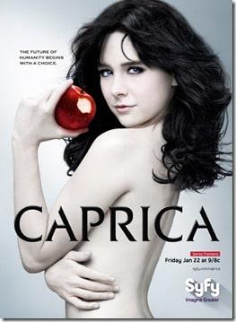 Caprica Promo Poster
