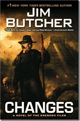 Dresden Files - Changes by Jim Butcher