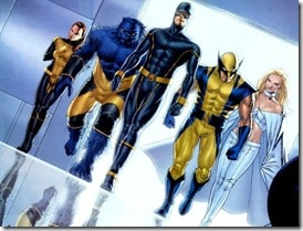 Joss Whedon Astonishing X-Men
