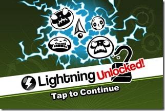 Tilt To Live Lightning Unlocked