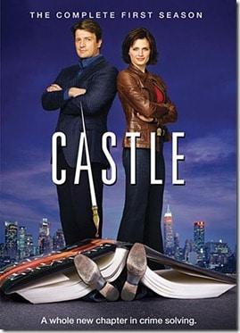 Castle S1 DVD
