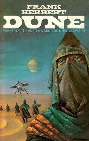 Book Cover: Dune by Frank Herbert