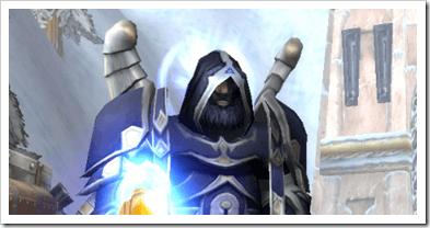 Dwarf Priest in Merciless Gladiator's Gear