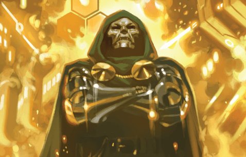 marvel roleplaying game - doctor doom marvel heroic roleplaying