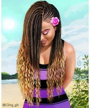 simple & easy freehand hairstyles