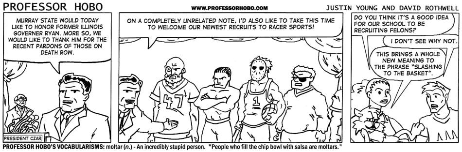 Pardon Our New Recruits