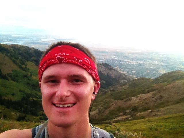 4 September 2013 Francis Peak to Thurston3