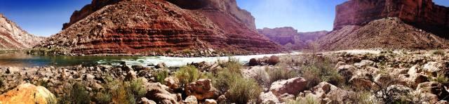 8 October 2013 Soap Creek Canyon to Colorado River4