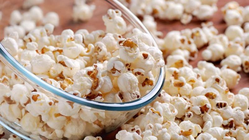 Image result for air popped popcorn