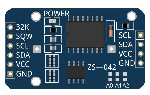 Conexiones del ZS-042