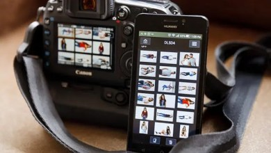 Photo of طريقة ربط كاميرات كانون مع الموبايل لعرض الصور ومشاركتها فوراً