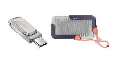 صورة سانديسك تطلق فلاش ميموري بسعة 1TB وهارد ديسك prototype بسعة 8TB