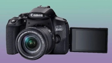 Photo of كانون تعلن عن كاميرا DSLR جديدة Canon EOS 850D