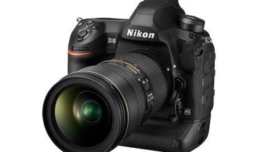 صورة نيكون تطلق رسمياً كاميرتها Nikon D6 بفارق بسيط عن سابقتها