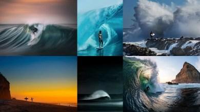 صورة تابعوا معنا الصور الفائزة بمسابقة نيكون لركوب أمواج البحر 2020