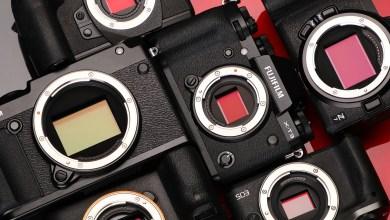 Photo of مقارنة التصوير الفوتوغرافي بحسب حجم الحساس المستشعر: MF مقابل Full Frame مقابل APS-C مقابل Micro Four Thirds