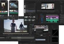 صورة مكتبة صوتية جديدة في برنامج  ادوبي بريمير ضمن تحديث برامج المونتاج والتصميم في Adobe Creative Cloud