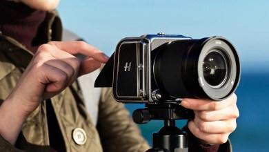 Photo of هاسيلبلاد تطلق أصغر كاميرا ميديوم فورمات   Hasselblad 907X