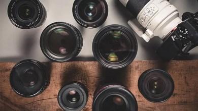 صورة افضل عدسات الكاميرات التي تم اعلانها في العام 2020