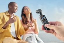 صورة دي جي آي تعلن عن إصدار جديد من اوزمو DJI Pocket 2