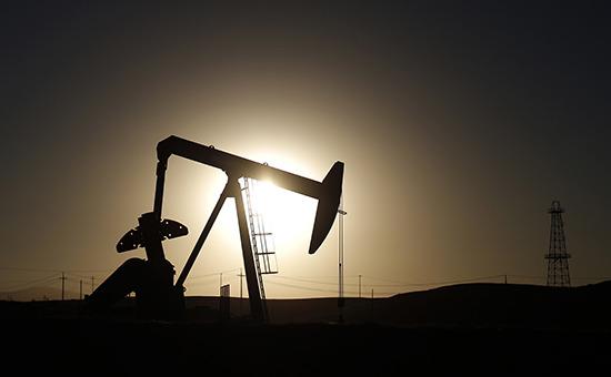 Цена нефти Brent прыгнула выше отметки 46 долларов