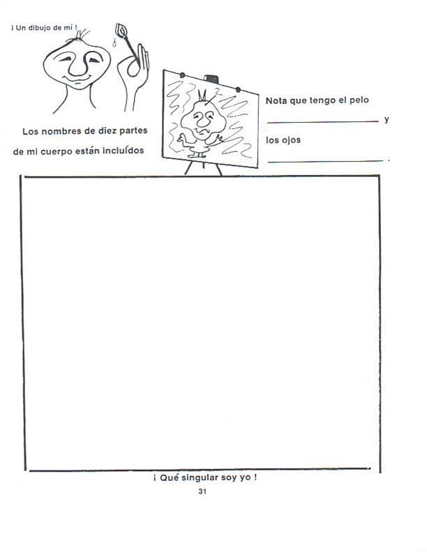 Proficiency Press Co. » Spanish Hola Soy yo Sample page