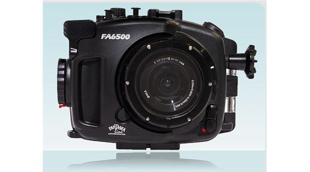 Unterwassergehuse fr Sony Alpha6500 und 6300  ProfiFoto